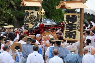 平成24年荒祭り10